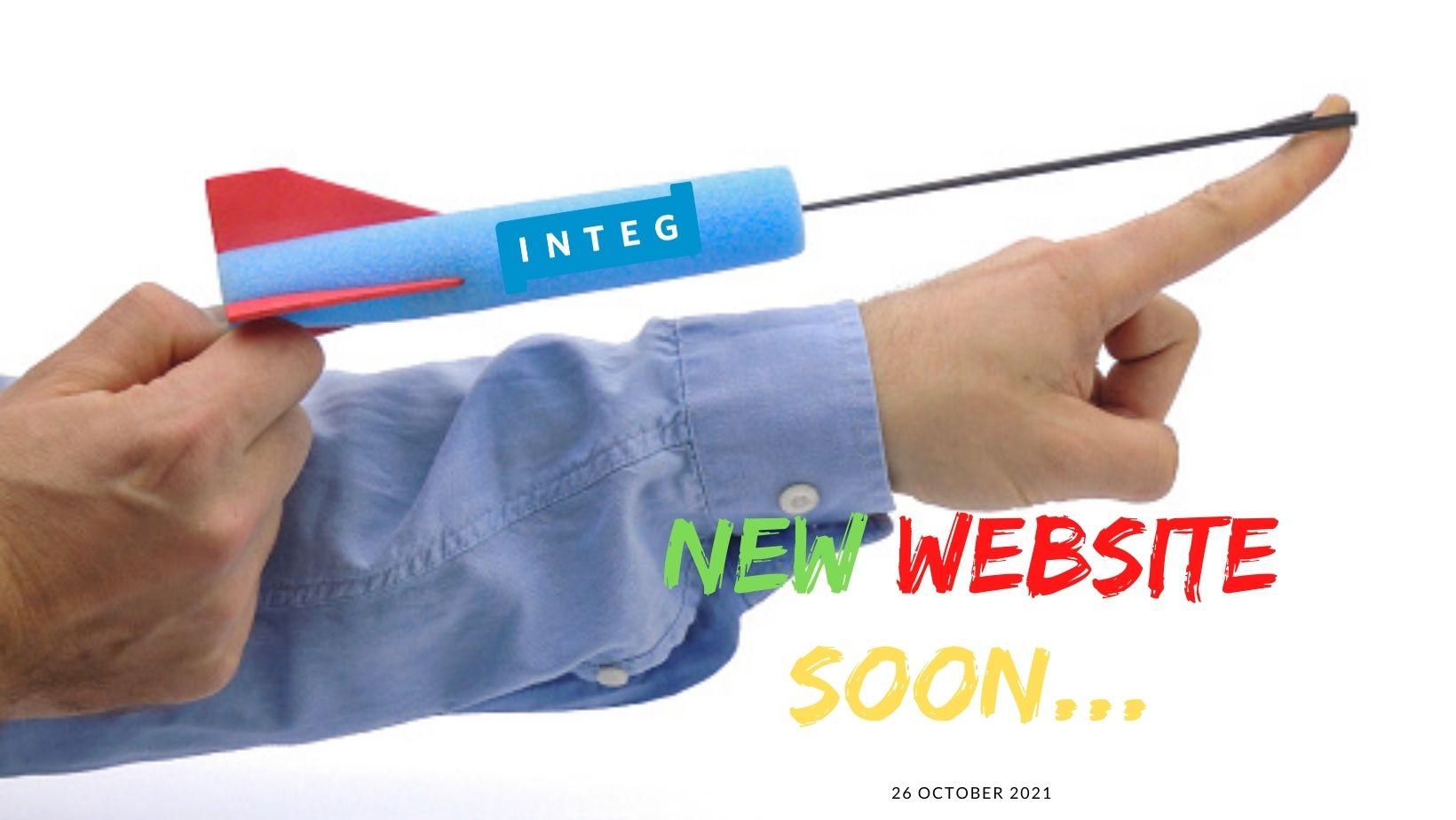 New Website Soon